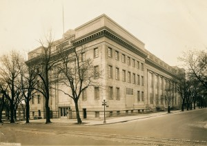 The Washington Auditorium in 1926