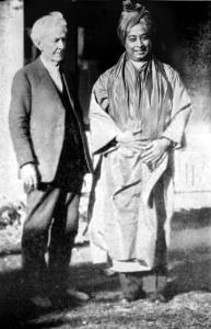 Luther Burbank and Paramhansa Yogananda