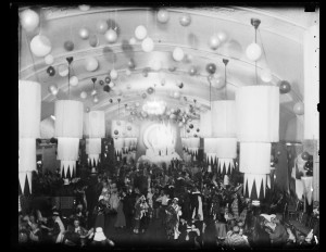 The Willard Hotel Ballroom.