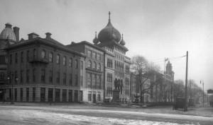 Philadelphia's Lu Lu Temple in 1916.